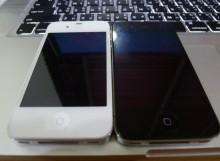 iPhone4 สีขาวมาแล้วครับ