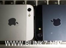 iPhone5 สีดำ VS สีขาว