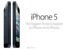 รายละเอียดของ iPhone5 และ iPod Touch Gen5