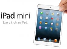 Apple เปิดตัว iPad Mini