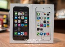 แกะกล่อง iPhone5s