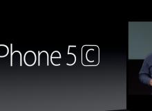 Apple เปิดตัว iPhone5c & iPhone5s