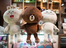 ตุ๊กตา Line ของแท้จาก Tomy ญี่ปุ่น