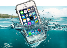 Lifeproof Nuud For iPhone5s