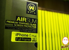 Waig Premium Tempered Glass iPhone6 / 6 Plus