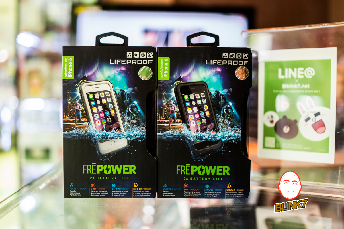 Lifeproof Fre Power iPhone6