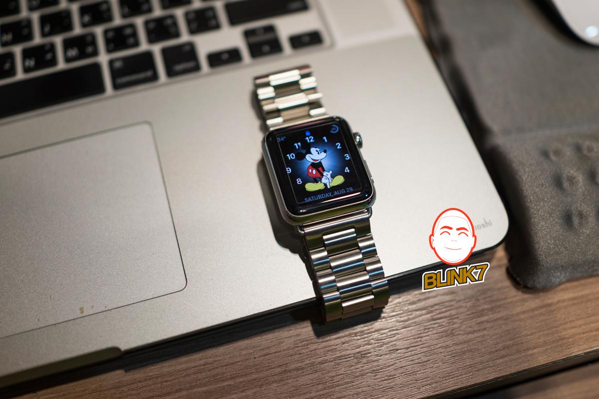 แกะกล่อง : สายนาฬิกา Hoco Stainless Steel Band For Apple Watch