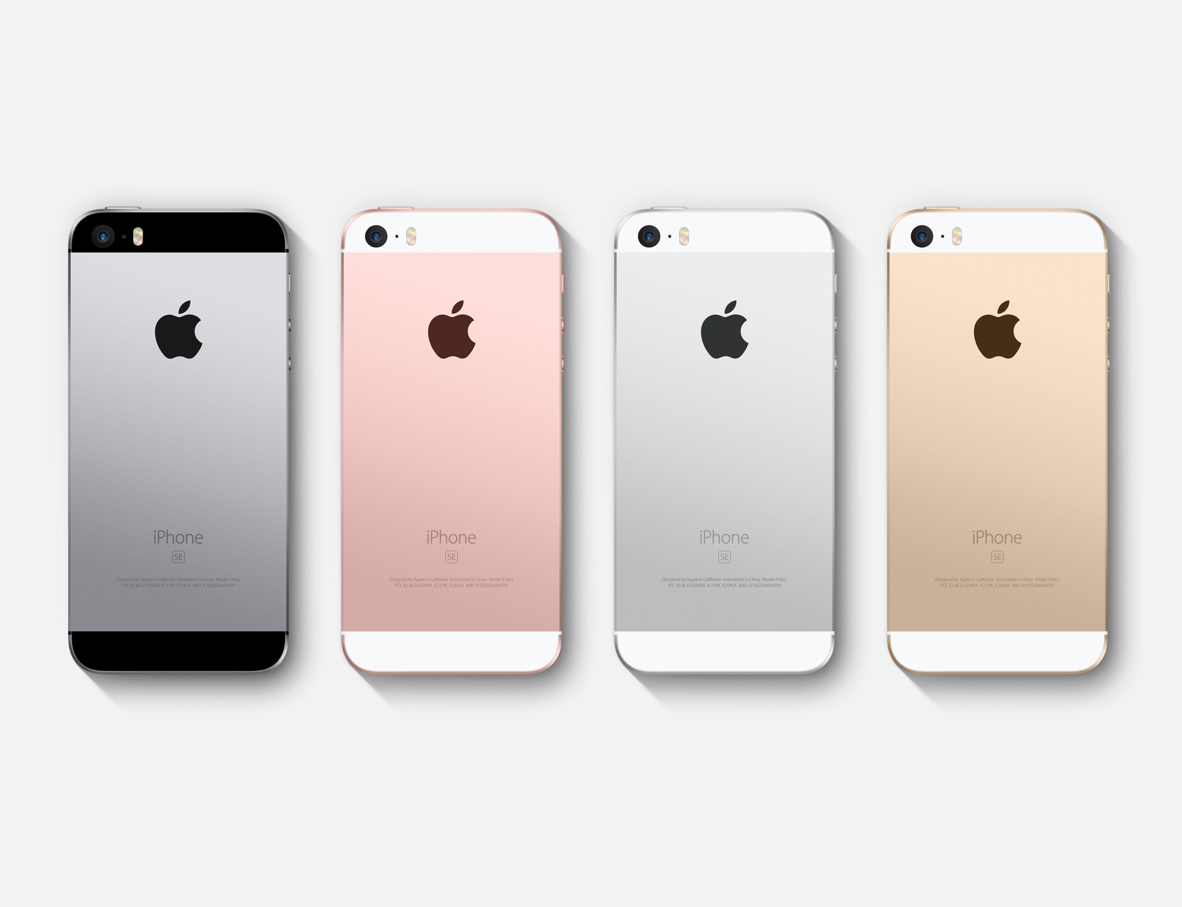 ราคา iPhone Se เครื่องศูนย์ไทย