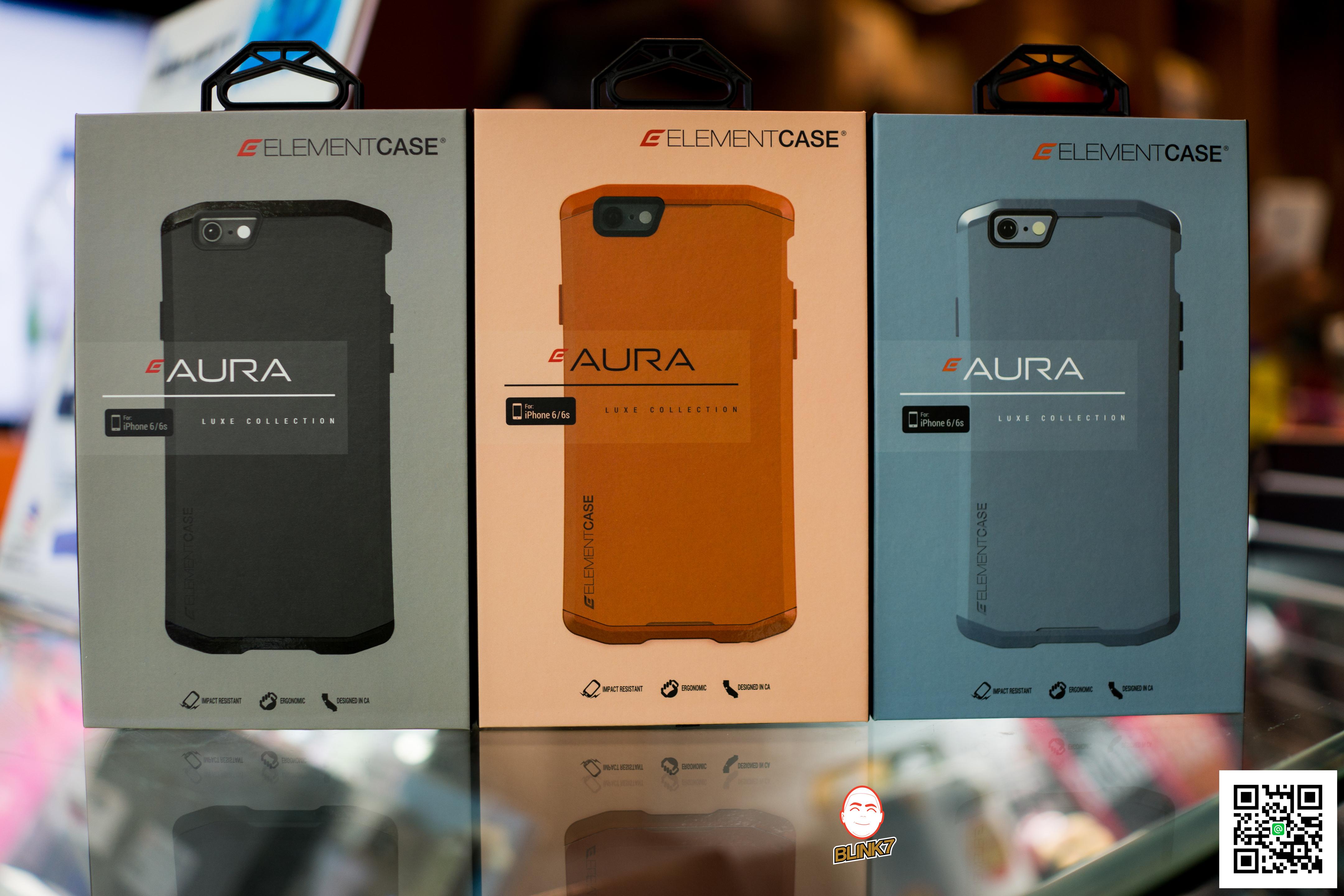 รีวิว Element Case Aura iPhone6 / 6s / 6 Plus / 6s Plus