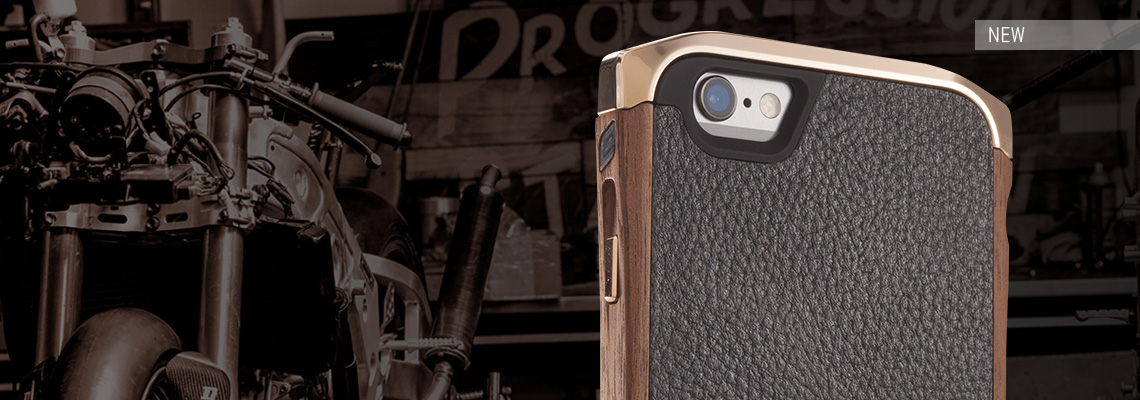 รีวิว Element Case Ronin Walnut iPhone6 / 6s