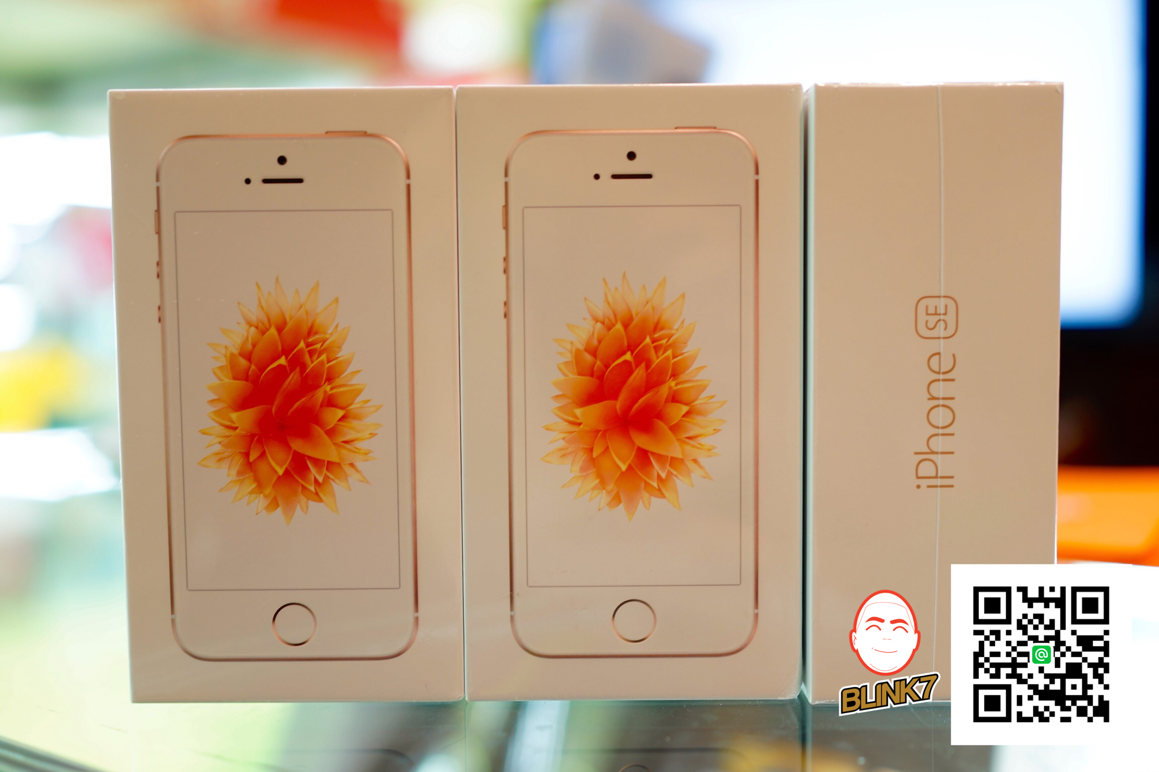 Unboxing : iPhone SE สี Rose Gold เครื่องโครตเร็ว กล้องชัดมากก